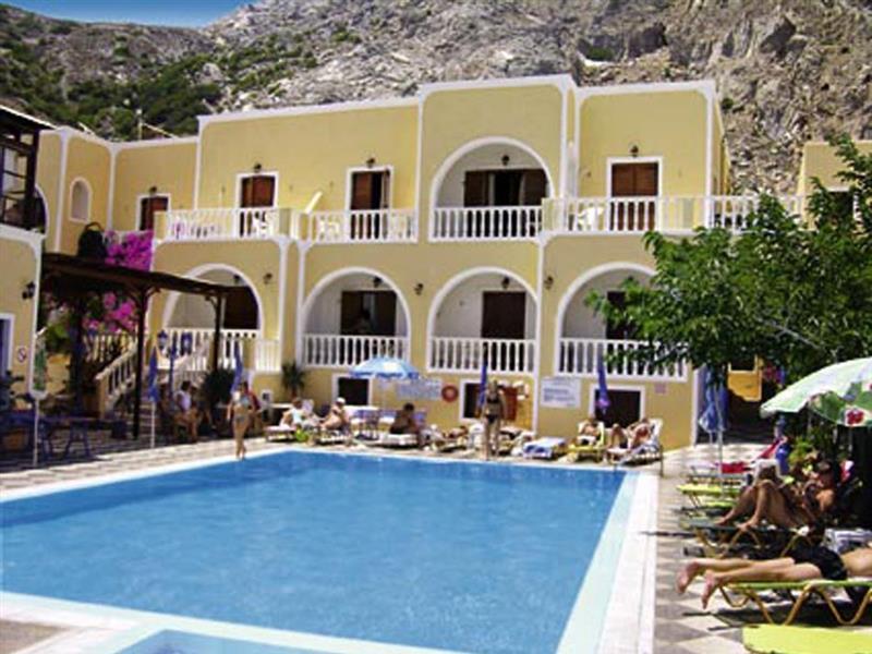 Blue Sea Santorini Hotel
