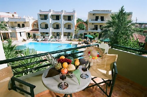 Nireas Apartments (K)