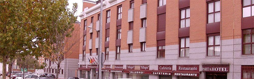 Apartahotel Villa De Parla