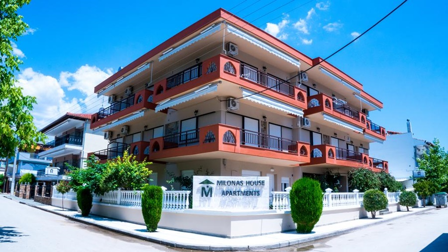Milonas House Apartments