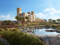 Anantara Desert Islands Resort and Spa