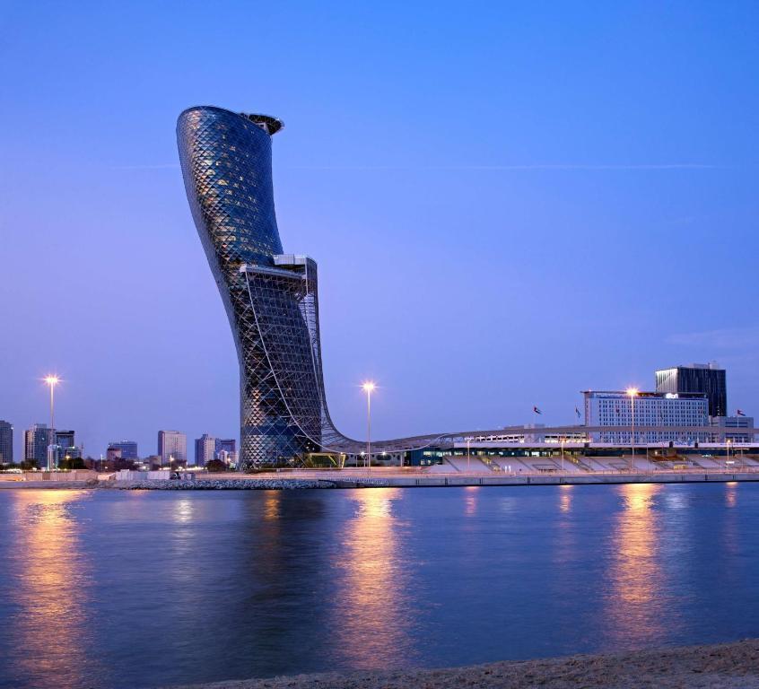 Andaz Capital Gate Abu Dhabi