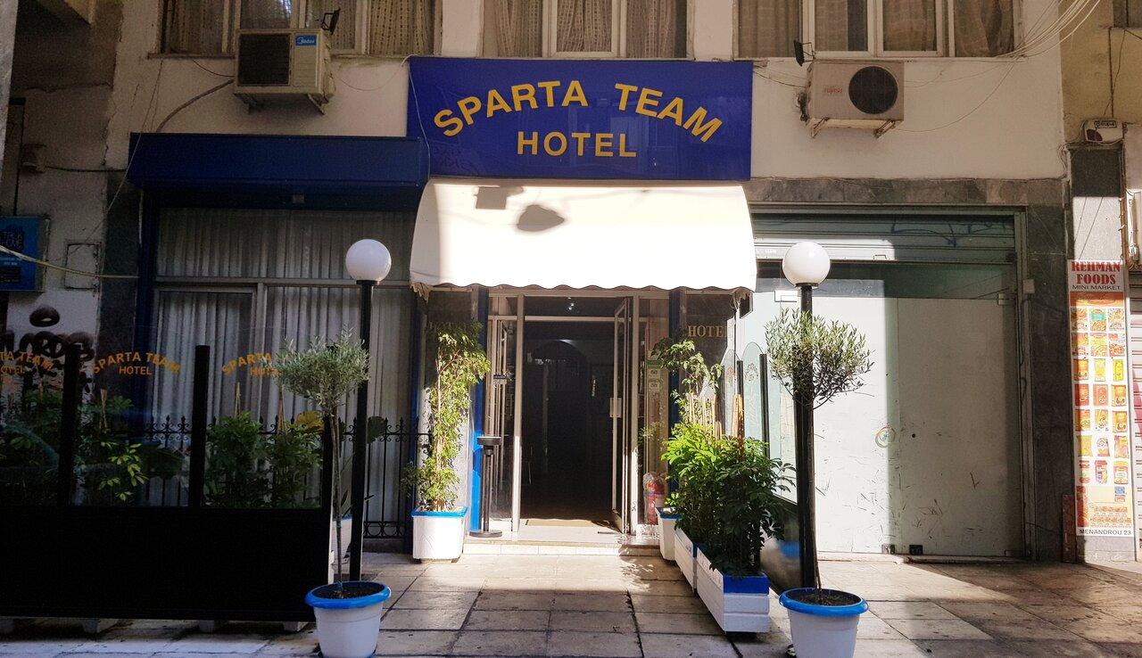 Sparta Team