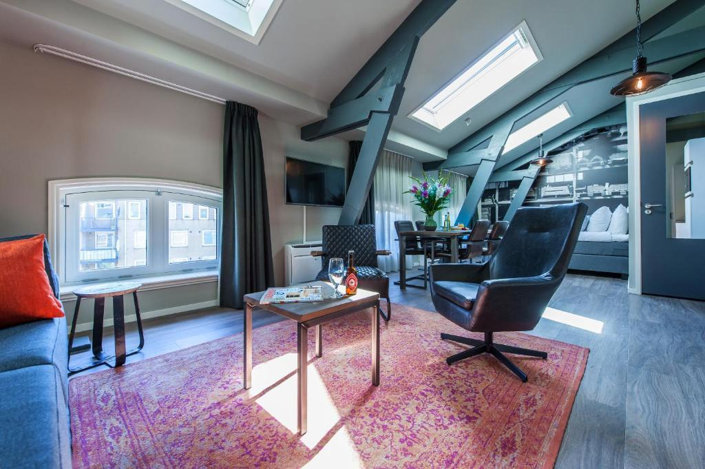 Yays Oostenburgergracht - Concierged Boutique Apartments