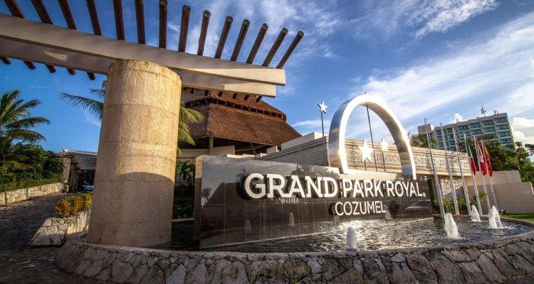 Grand Park Royal Luxury Resort Cozumel - All Inclusive