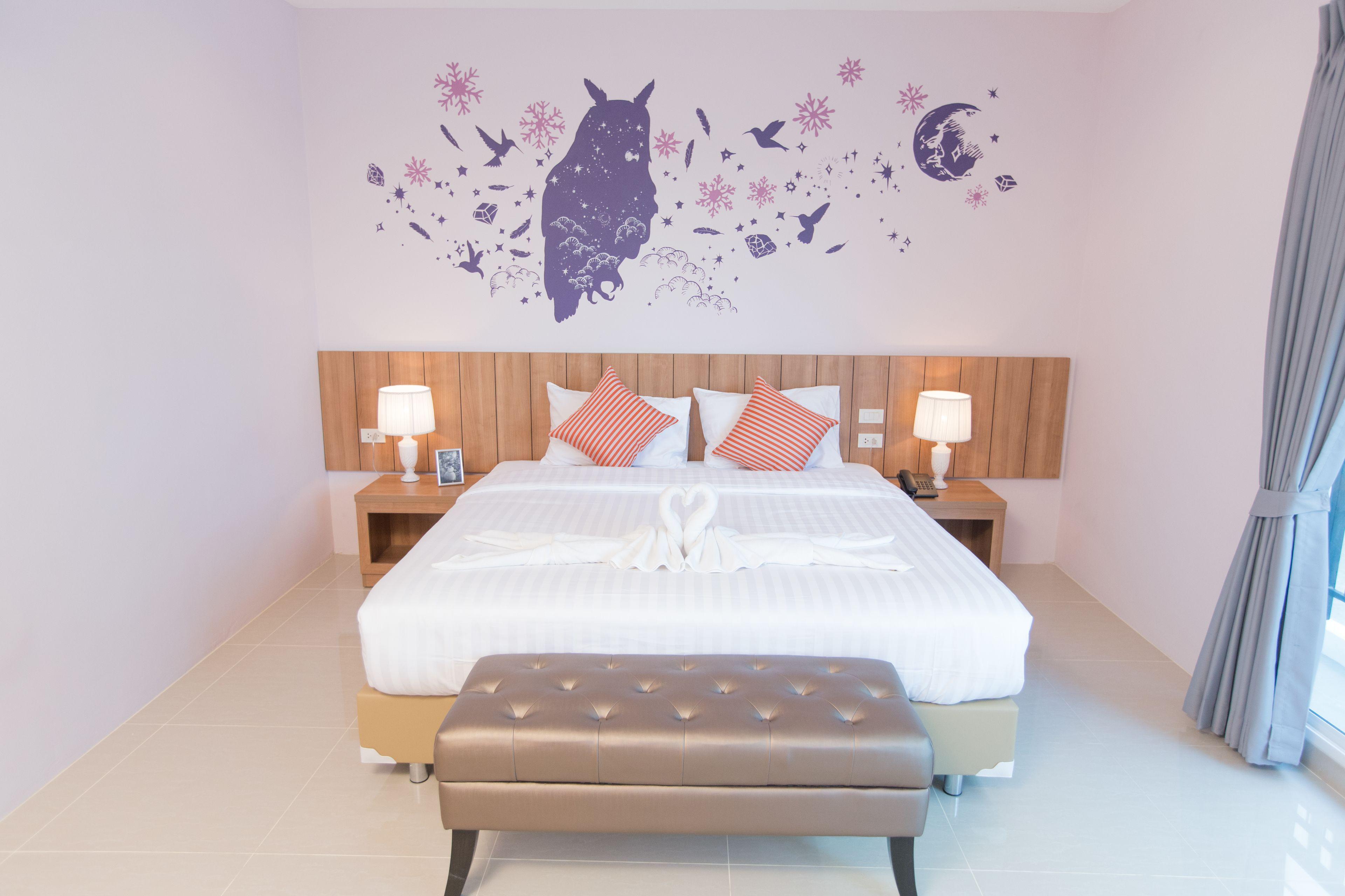 Bedroom Ladprao 101