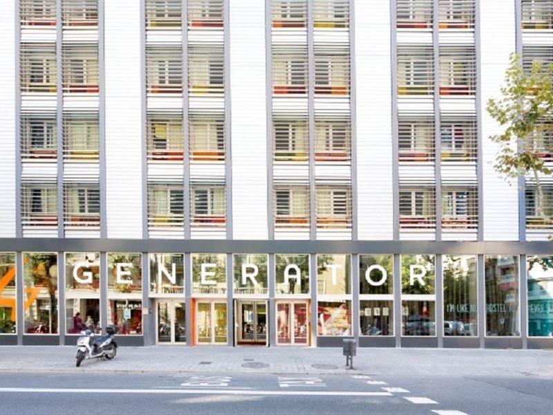 Generator Barcelona (ex Generator Hostel Barcelona)
