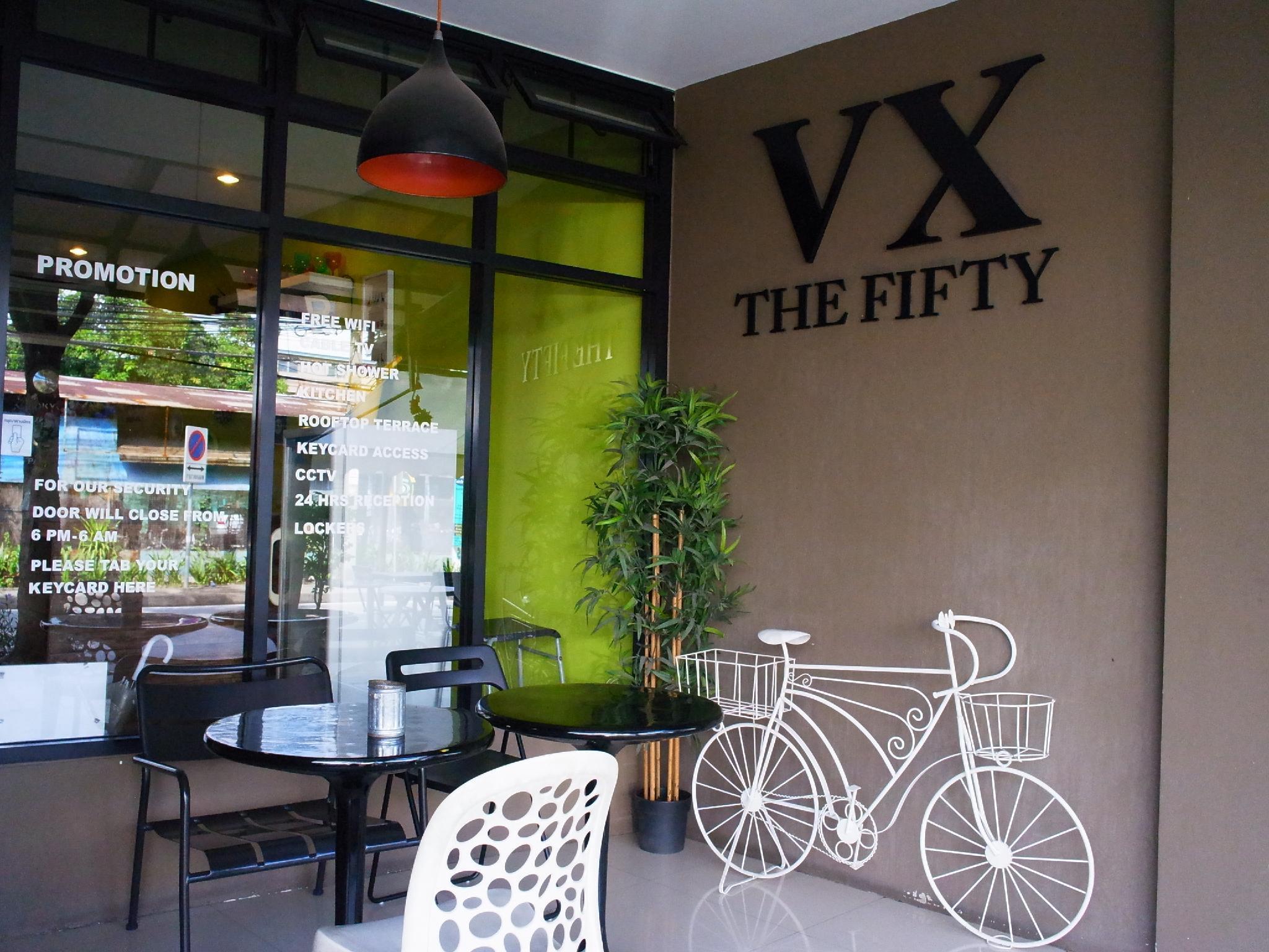 Vx The Fifty Hostel