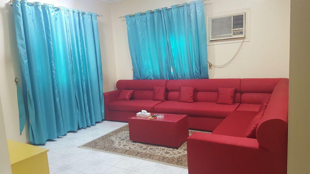 Al Rawdha Furnished Flats