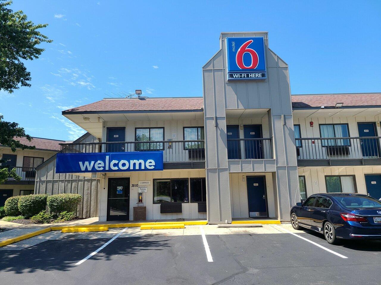 Motel 6 Washington,  Dc Ne - Laurel