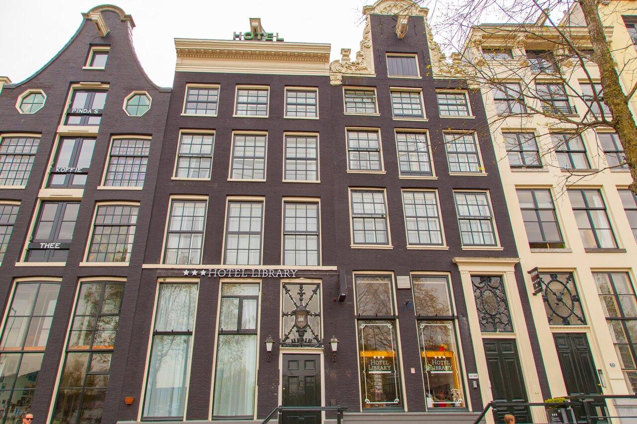 Library Amsterdam