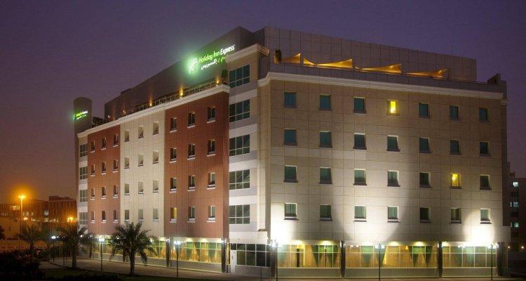 Holiday Inn Express Dubai, Internet City