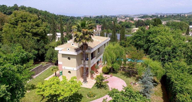 Chloe in Corfu Villa