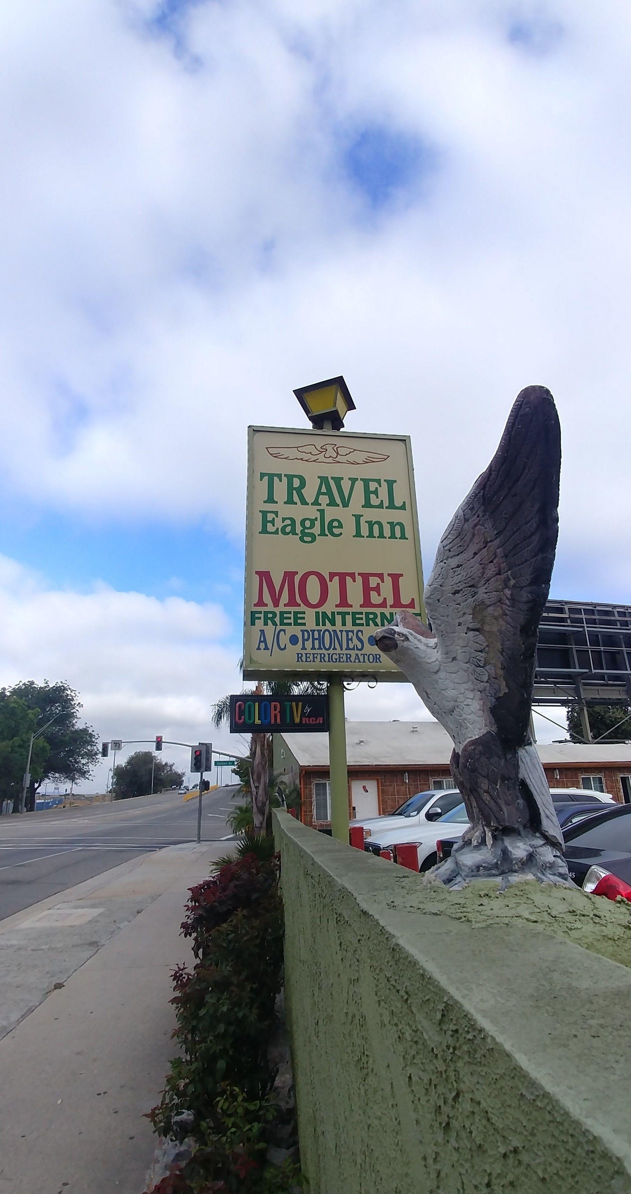 Travel Eagle Inn Motel