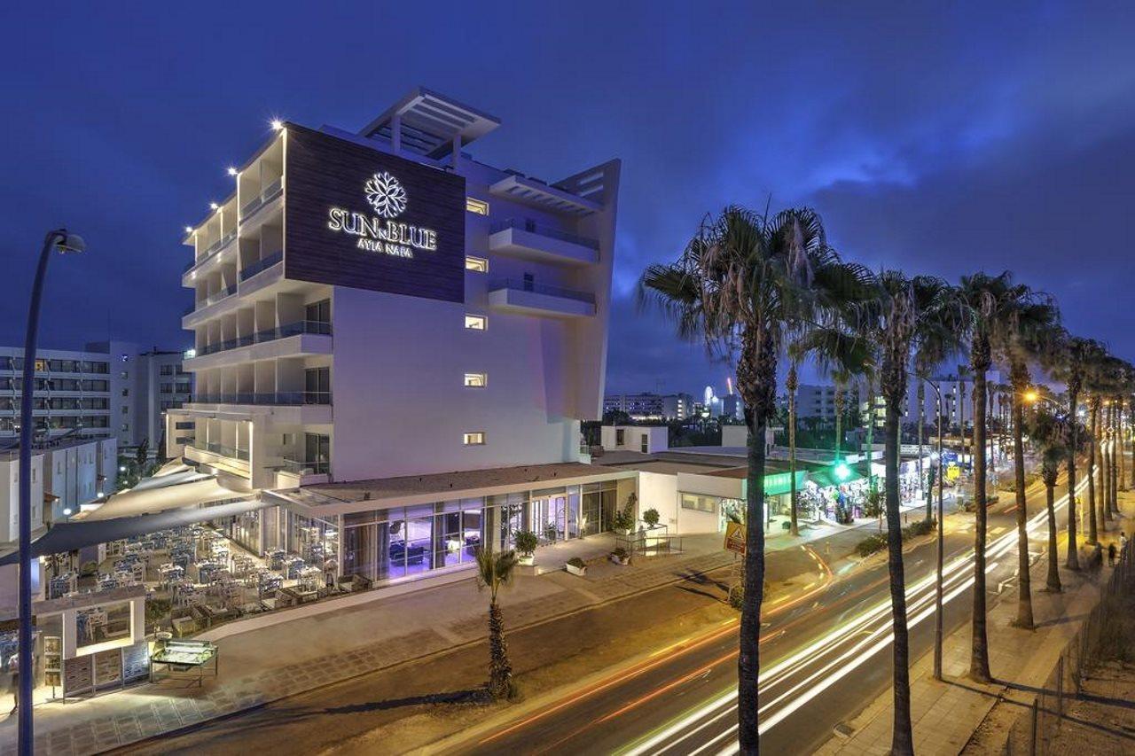 Gaia Sun N Blue Hotel (ex Sun n Blue Boutique Hotel)ADULTS ONLY
