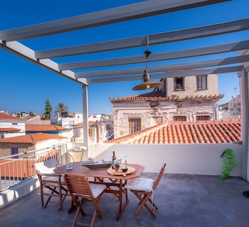 The Roof Sea View Apartment Aegina Town