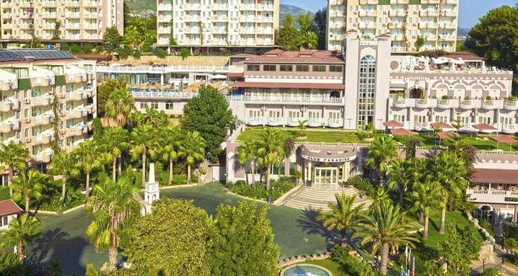 Club Paradiso Hotel - All Inclusive