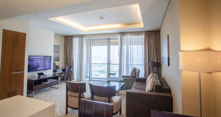 Spacious 1 Bedroom in Address Dubai Mall Apartments