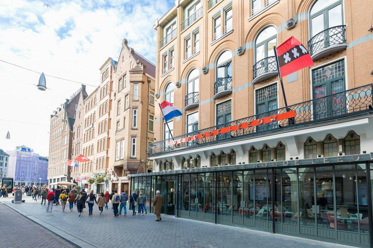 Amsterdam De Roode Leeuw