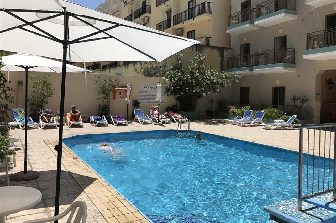 The Bugibba Hotel (The Bugibba Apartments)