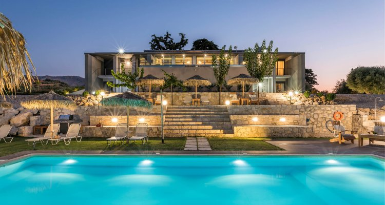 OliveNest Chania Villa