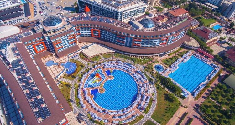 Lonicera Resort & Spa Hotel — All inclusive