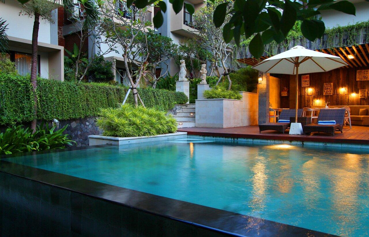 Pandawa All Suite Hotel