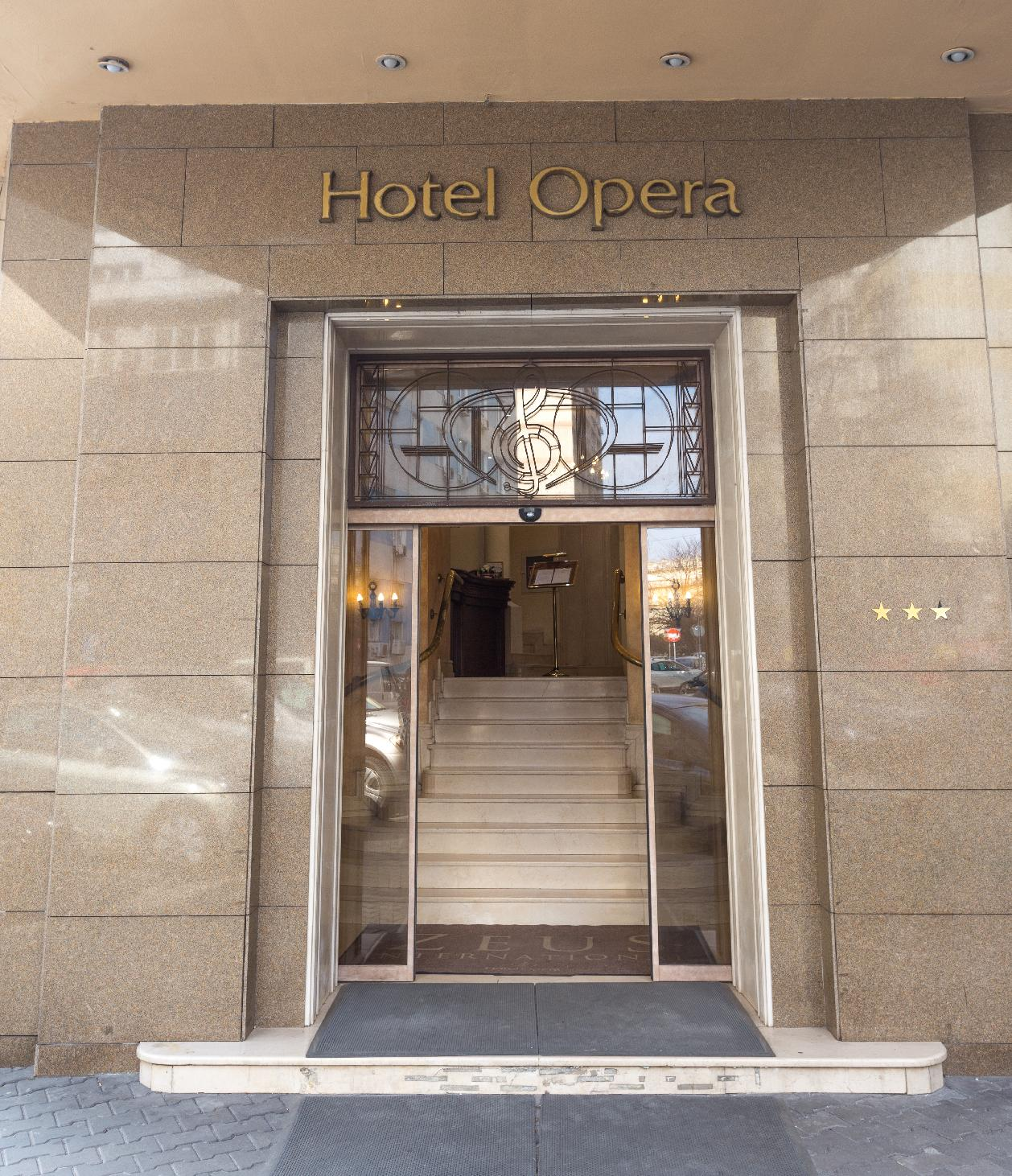 Opera Hotel By Zeus International