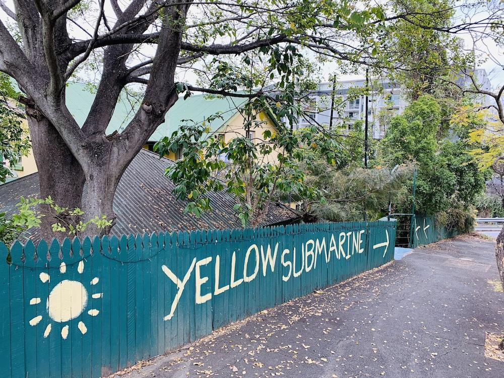 Yellow Submarine Backpackers