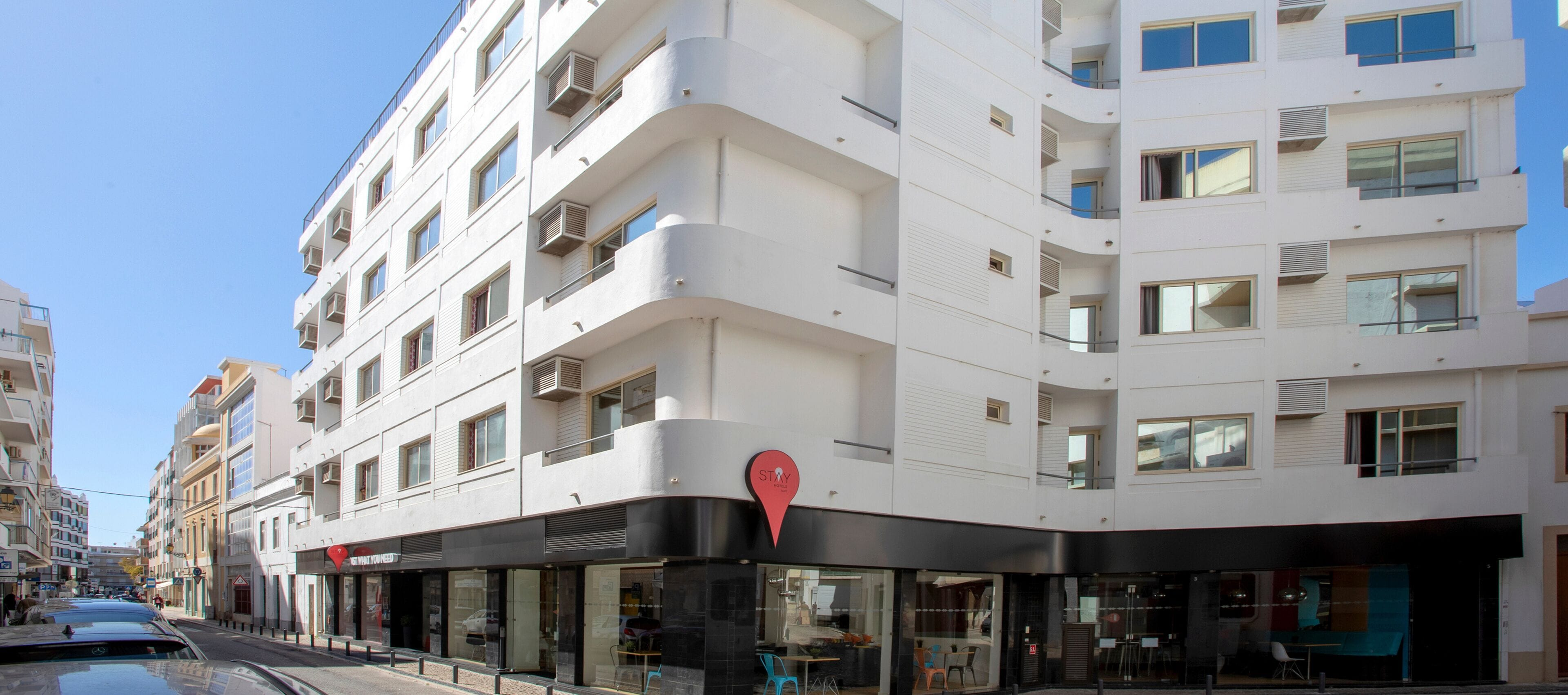 Stay Hotel Faro Centro (old Santa Maria Hotel)