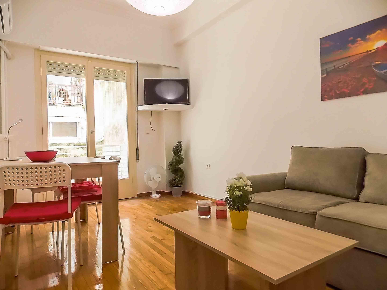 Dervenion-athens Cozy Apartment