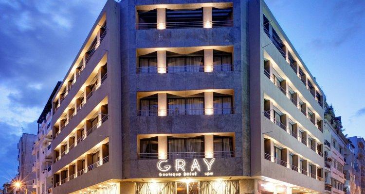 Gray Boutique Hotel Casablanca