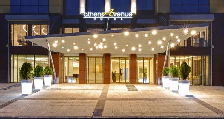 Athens Avenue Hotel
