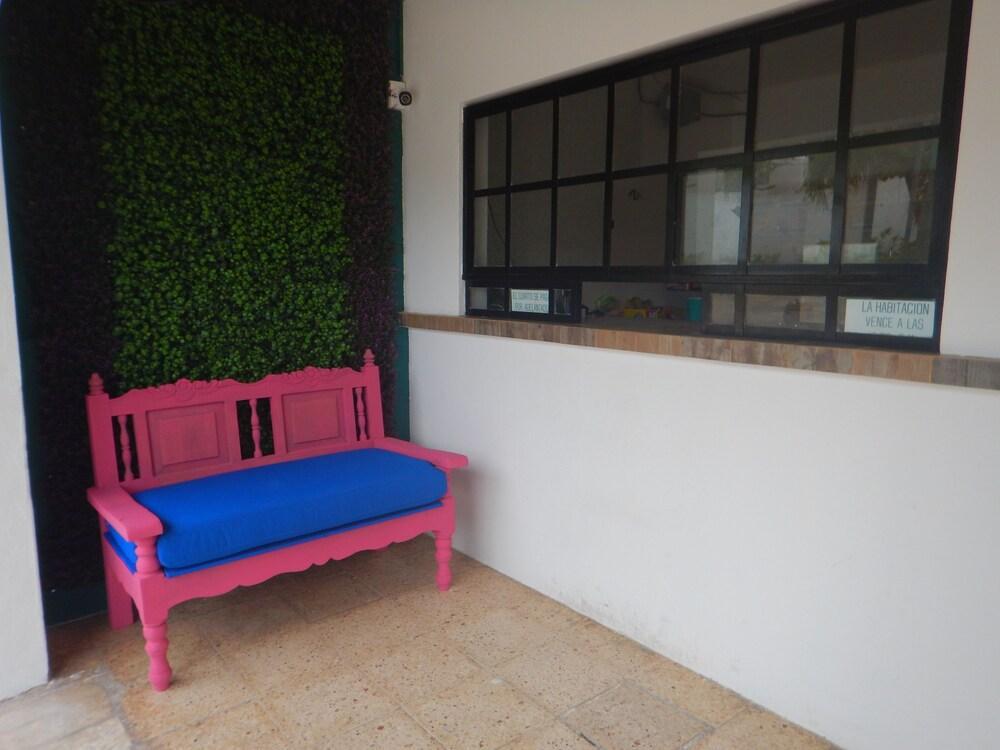 Hotel Blue Coconut Cancun