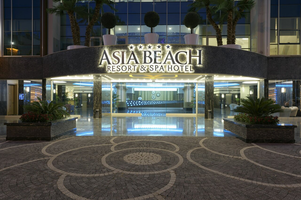 Asia Beach Resort Hotel & Spa