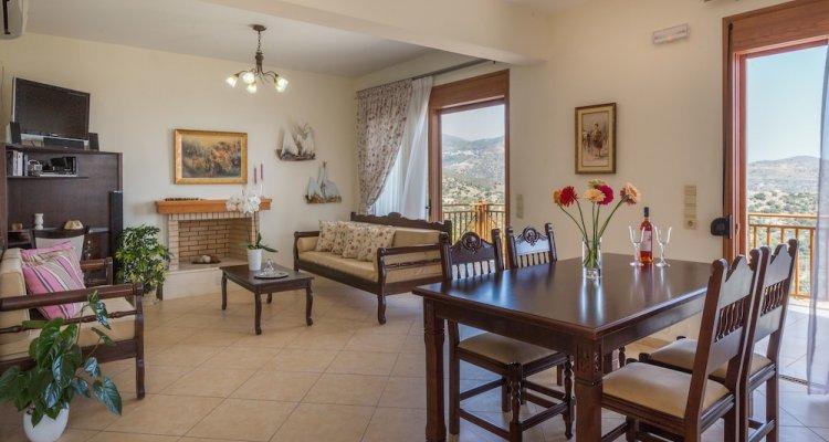 Triopetra Luxury Villas Panagia