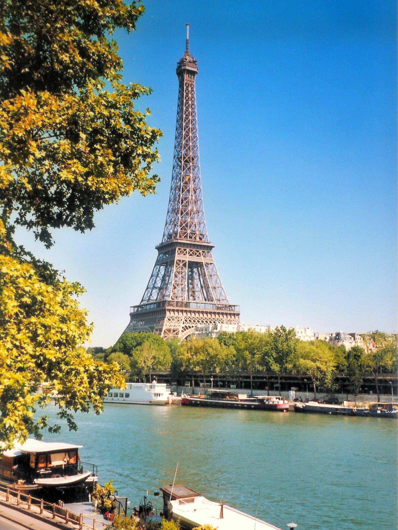 Campanile Paris 15 Tour Eiffel