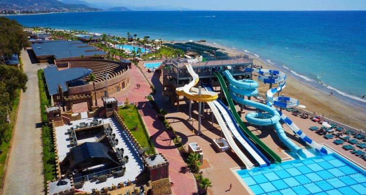 Eftalia Marin Hotel — All inclusive
