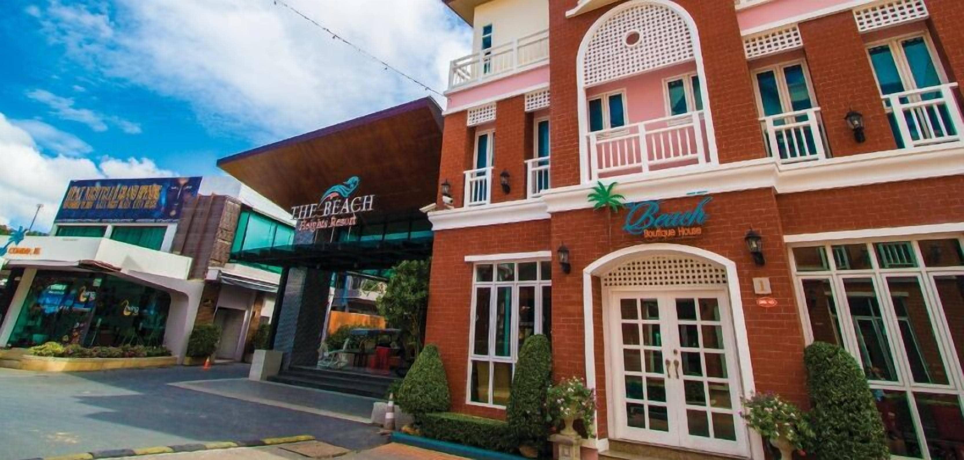 The Beach Boutique House