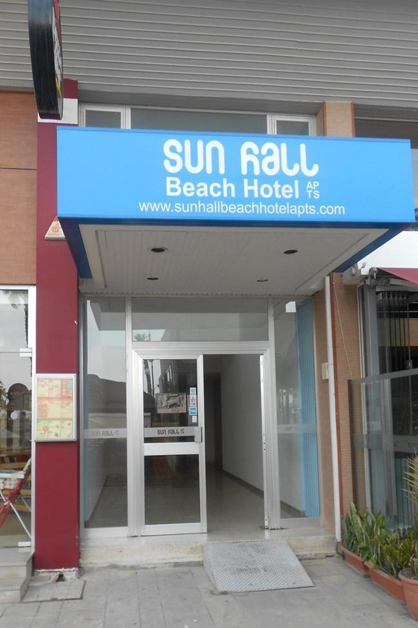 Sun Hall Beach Apartments