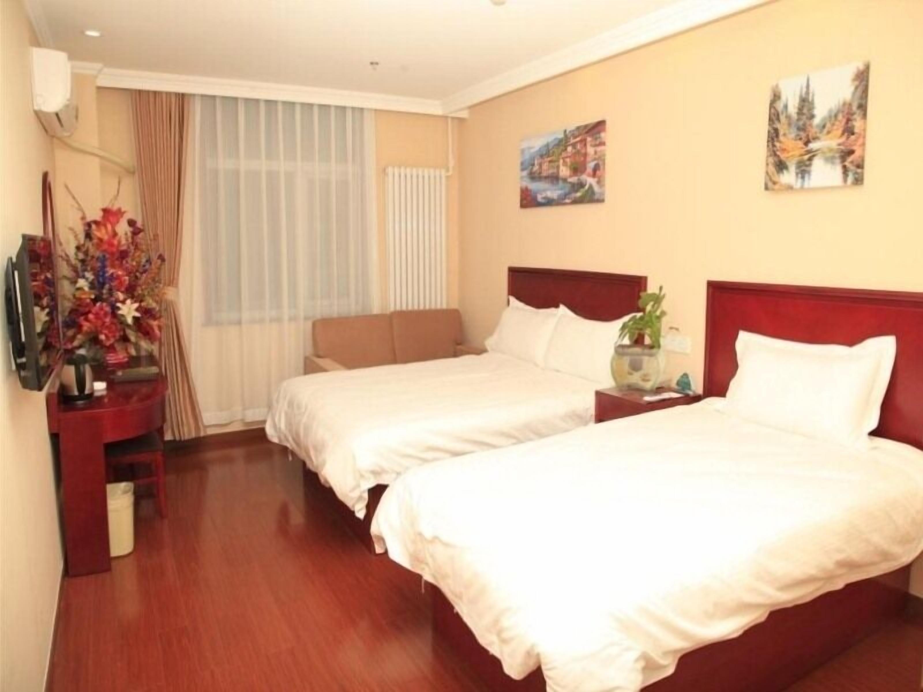 Greentree Inn Beijing Yanqing Gaota Rd Express Hotel