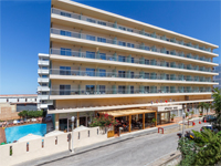 Athena Hotel.
