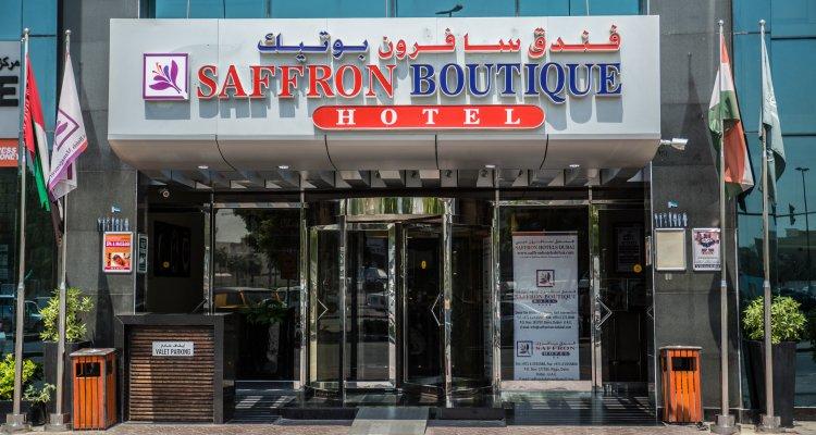 Saffron Boutique Hotel