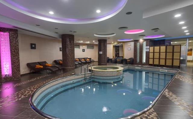 HOTEL IDILA & SPA