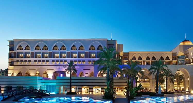 Kempinski Hotel The Dome Belek - All Inclusive
