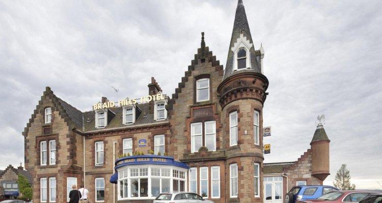 Best Western Edinburgh South Braid Hills Hotel