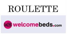 Roulette H-top 3*