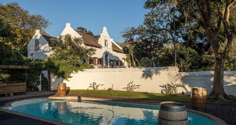 The Manor House at Knorhoek Estate