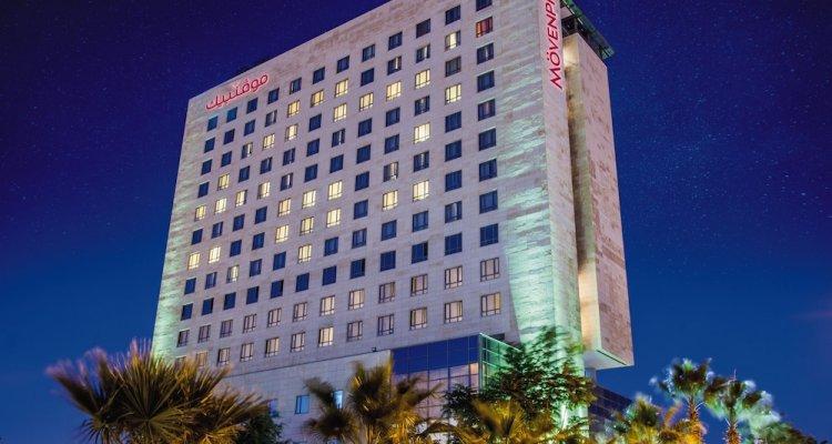 Movenpick Hotel Amman (ex Holiday Inn Amman)