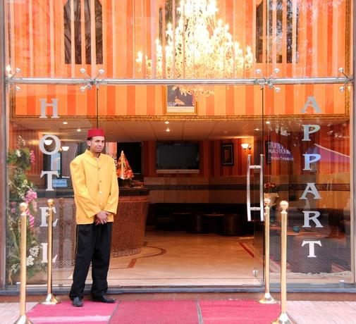 Résidence Hotel Assounfou